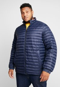 Tommy Hilfiger - PACKABLE JACKET - Down jacket - blue - 0