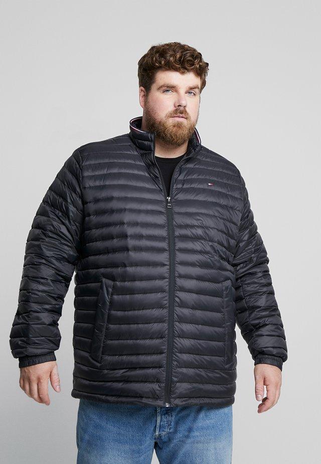 PACKABLE JACKET - Gewatteerde jas - black