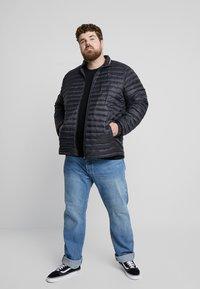 Tommy Hilfiger - PACKABLE JACKET - Gewatteerde jas - black - 1