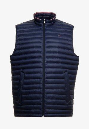 PACKABLE - Vest - blue