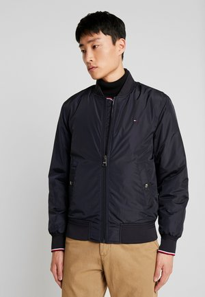 PADDED BOMBER - Bomberjacks - blue