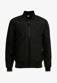 Tommy Hilfiger - PADDED BOMBER - Bomberjacks - black - 5