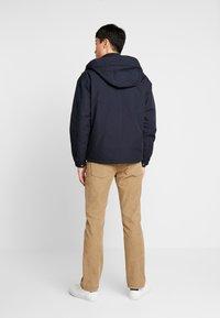 Tommy Hilfiger - HOODED BLOUSON - Light jacket - blue - 2