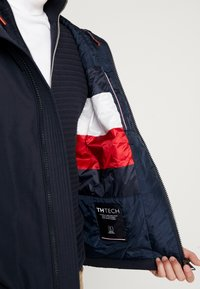 Tommy Hilfiger - HOODED BLOUSON - Light jacket - blue - 3