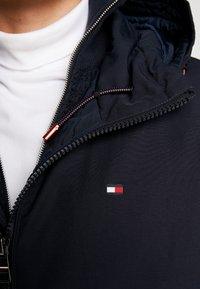 Tommy Hilfiger - HOODED BLOUSON - Light jacket - blue - 6