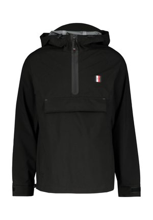 MODERN ESSENTIALS POPOVER JACKET - Windbreaker - schwarz (15)
