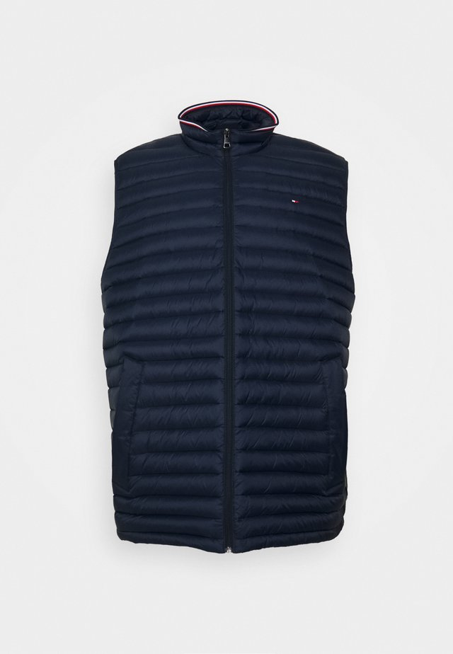 CORE PACKABLE VEST - Chaleco - blue