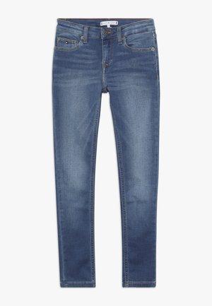 NORA SKINNY  - Skinny džíny - denim