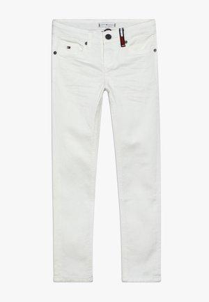 NORA SKINNY - Jeans Skinny Fit - white