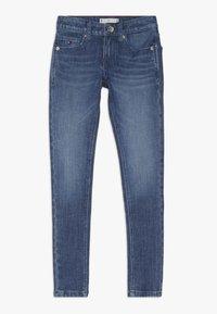 Tommy Hilfiger - NORA SUPER SKINNY  - Jeans Skinny Fit - denim - 0