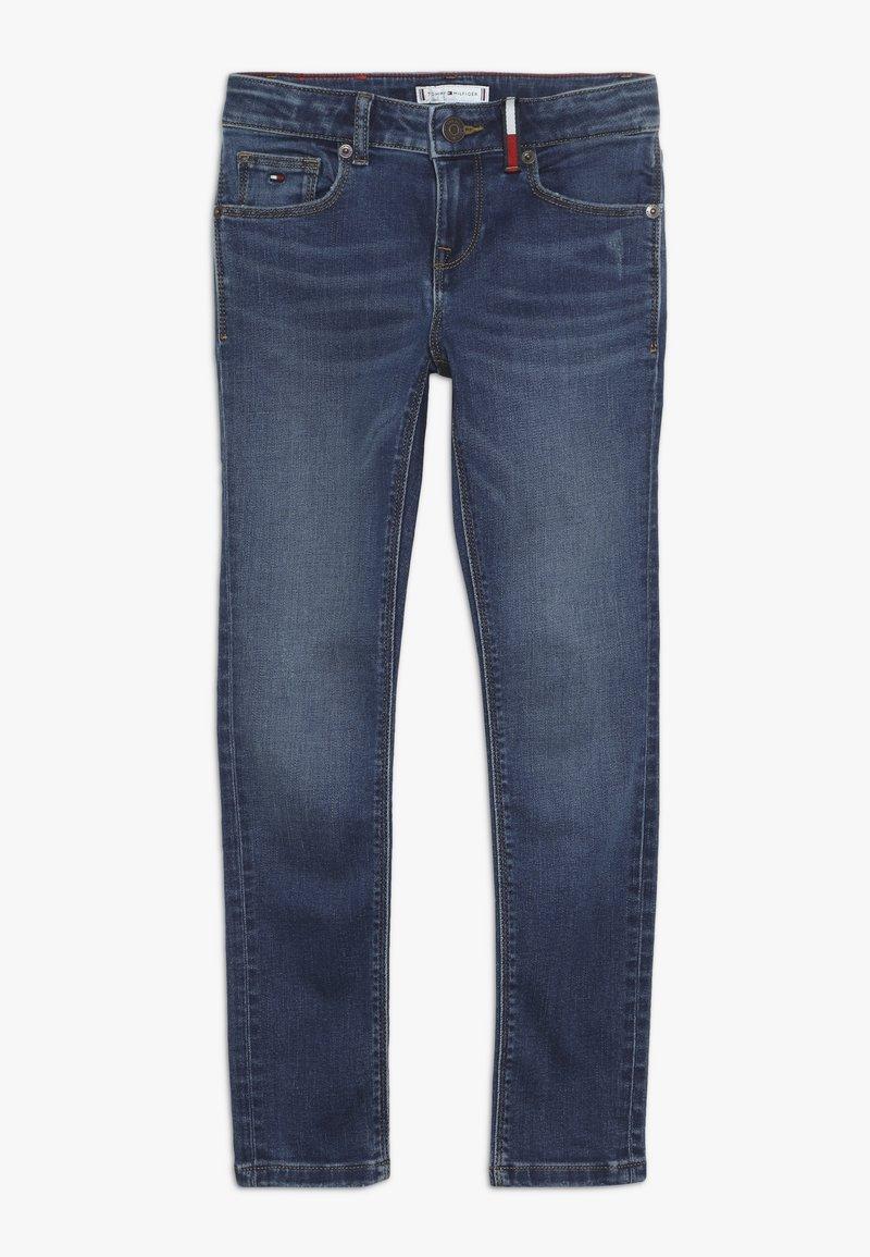 Tommy Hilfiger - NORA SKINNY  - Jeans Skinny Fit - denim