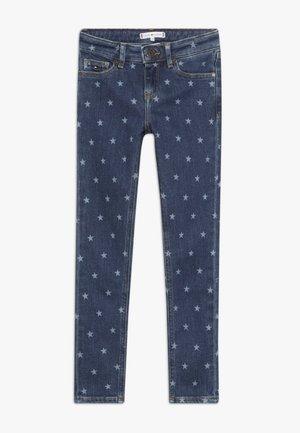 NORA SKINNY - Jeans Skinny Fit - denim