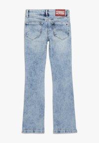 Tommy Hilfiger - NORA SKINNY FLARE - Jeans bootcut - denim - 1