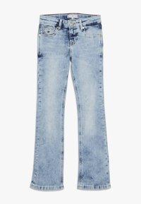 Tommy Hilfiger - NORA SKINNY FLARE - Jeans bootcut - denim - 0