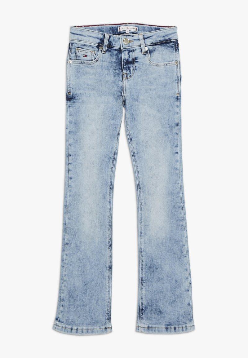 Tommy Hilfiger - NORA SKINNY FLARE - Jeans bootcut - denim