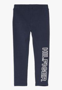 Tommy Hilfiger - SPECIAL  - Leggings - blue - 1