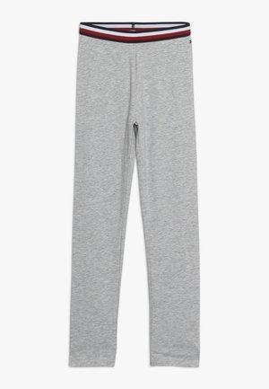 SOLID - Leggings - grey