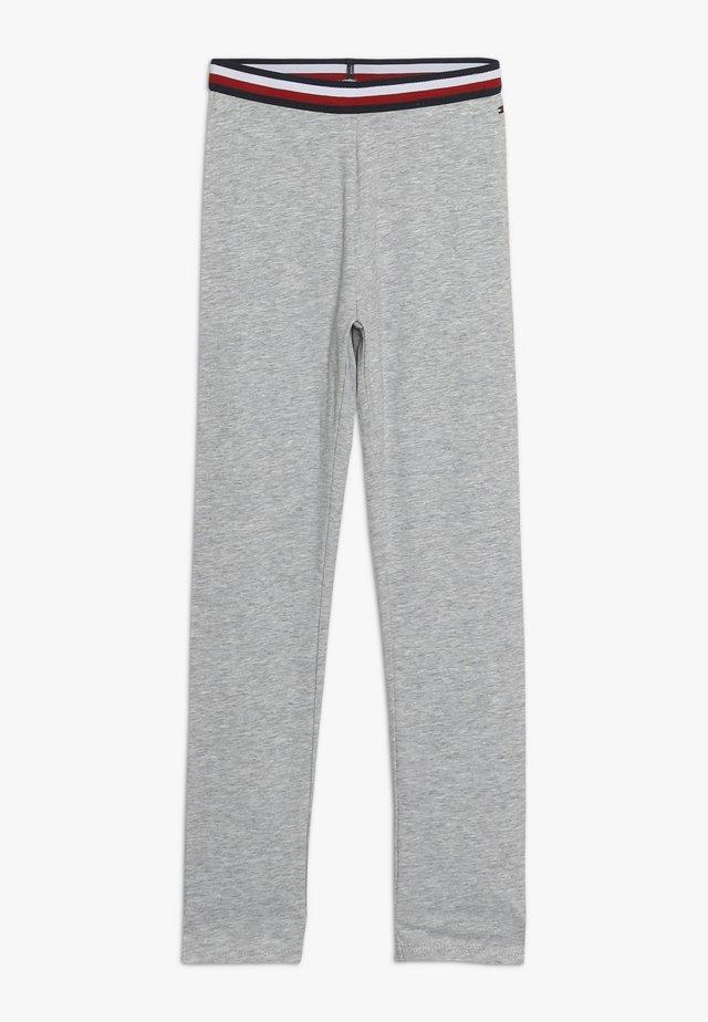 SOLID - Leggings - Trousers - grey