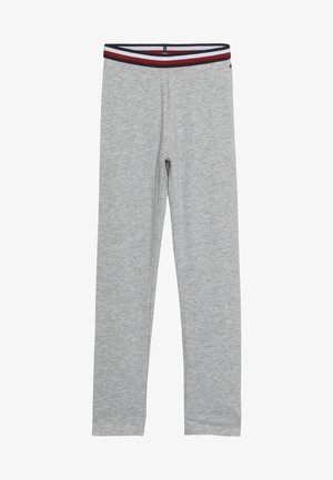 SOLID - Leggings - Trousers - grey