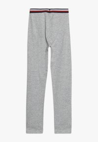 Tommy Hilfiger - SOLID - Leggings - Trousers - grey - 1