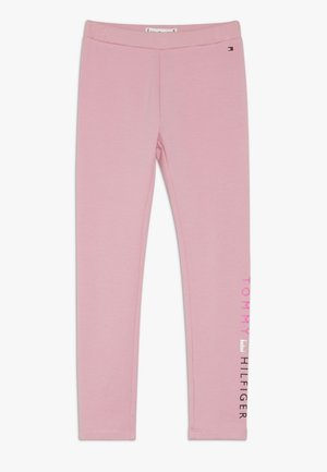 ESSENTIAL LOGO - Leggings - Trousers - pink