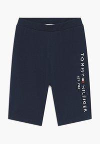 Tommy Hilfiger - ESSENTIAL CYCLING - Shorts - blue - 0