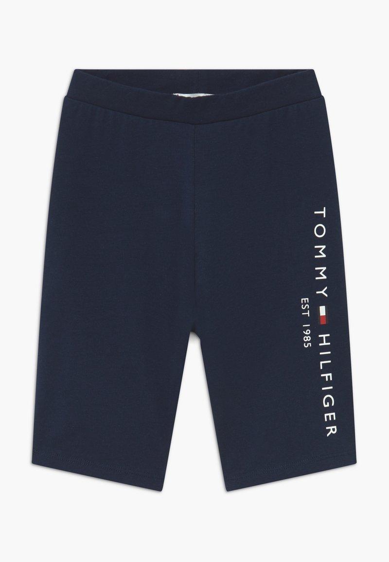 Tommy Hilfiger - ESSENTIAL CYCLING - Shorts - blue