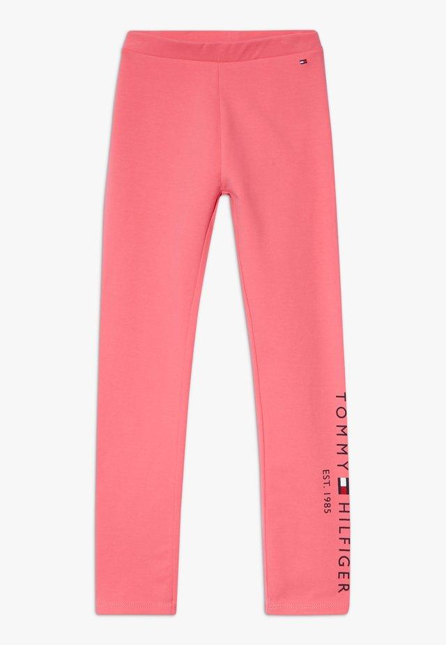 ESSENTIAL  - Leggings - Trousers - pink