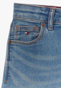 Tommy Hilfiger - NORA BASIC  - Shorts vaqueros - denim - 2