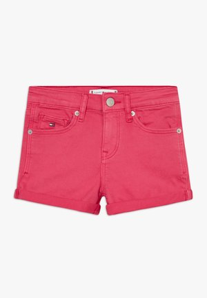 NORA - Shorts vaqueros - pink