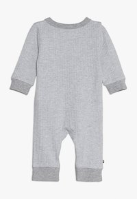 Tommy Hilfiger - BABY COVERALL  - Combinaison - grey heather - 1