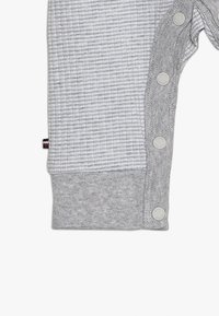 Tommy Hilfiger - BABY COVERALL  - Combinaison - grey heather - 3