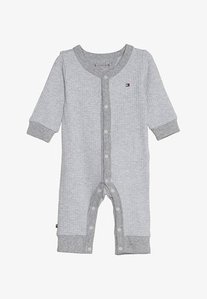 BABY COVERALL  - Overall / Jumpsuit - grey heather