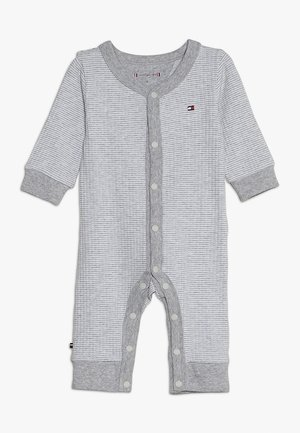 BABY COVERALL  - Jumpsuit - grey heather
