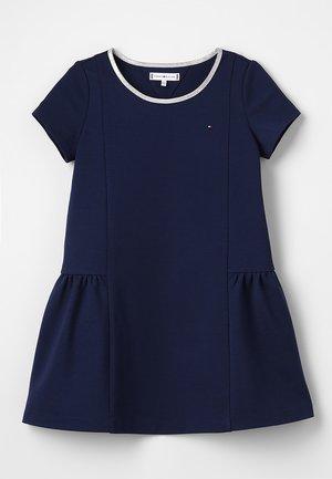 CHARMING DRESS  - Robe en jersey - blue