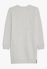 Tommy Hilfiger - CREW DRESS - Korte jurk - grey - 1
