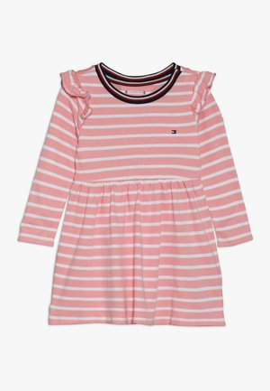 BABY GIRL RUGBY DRESS - Jersey dress - pink icing