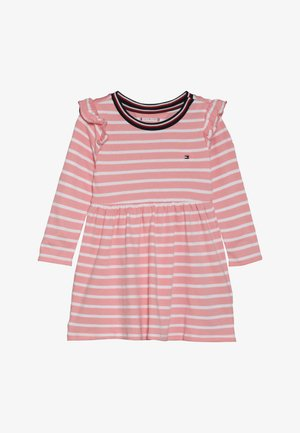 BABY GIRL RUGBY DRESS - Robe en jersey - pink icing