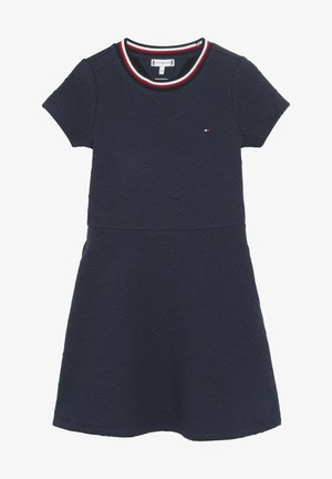 SKATER DRESS - Vestido ligero - blue