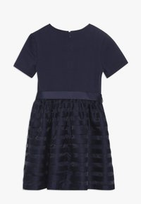 Tommy Hilfiger - STRIPE COMBI DRESS - Cocktail dress / Party dress - blue - 1
