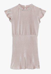 Tommy Hilfiger - PLISSE DRESS - Denní šaty - rose - 0