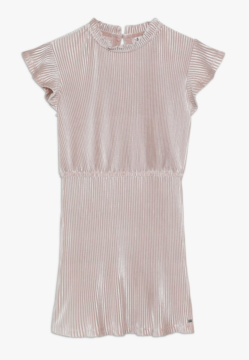 Tommy Hilfiger - PLISSE DRESS - Denní šaty - rose
