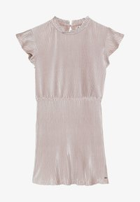 Tommy Hilfiger - PLISSE DRESS - Denní šaty - rose - 2