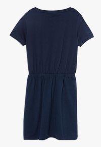Tommy Hilfiger - TEE DRESS  - Žerzejové šaty - blue - 1
