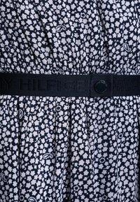 Tommy Hilfiger - DITSY FLOWER PRINT DRESS - Day dress - blue - 2