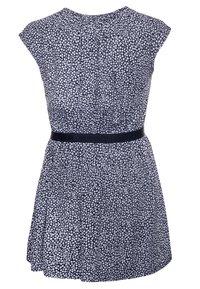 Tommy Hilfiger - DITSY FLOWER PRINT DRESS - Day dress - blue - 1