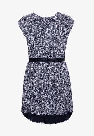 DITSY FLOWER PRINT DRESS - Denní šaty - blue