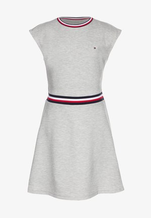 ESSENTIAL SKATER DRESS  - Robe en jersey - grey