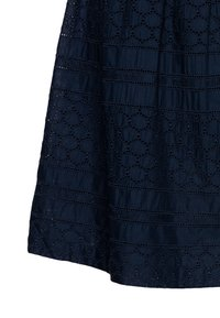 Tommy Hilfiger - BRODERIE ANGLAISE DRESS  - Cocktail dress / Party dress - blue - 2
