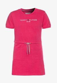 Tommy Hilfiger - ESSENTIAL DRESS - Day dress - pink - 0